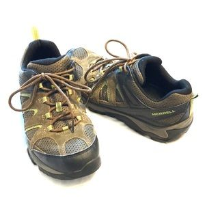 Merrell Men's Boulder Hiking Outdoor Shoes Size 9